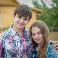 Берёзка Игорь и Виктория
